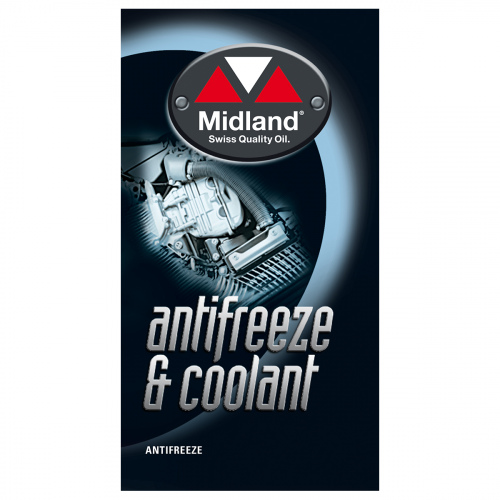 ANTIFREEZE AND COOLANT 58L