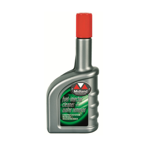 FUEL INJECTOR CLEANER + WATER REMOVER 0,375 ml