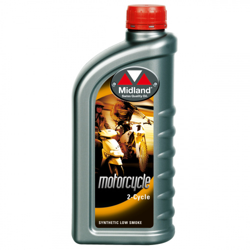 MOTORCYCLE 2-CYCLE LOW SMOKE 1L