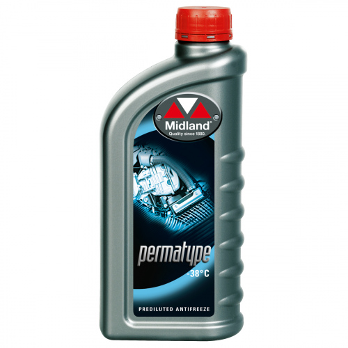 PERMATYPE Antifreeze 1L