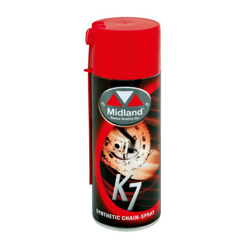K 7 SYNTHETIC CHAIN SPRAY 0,4L